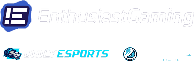 Enthusiast Gaming, Daily Esports, Luminosity Gaming