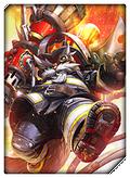 Firefighter Mondo Zax