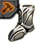 Boots Enhance Material (Silver)