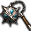 Shield Knight Iron Mace
