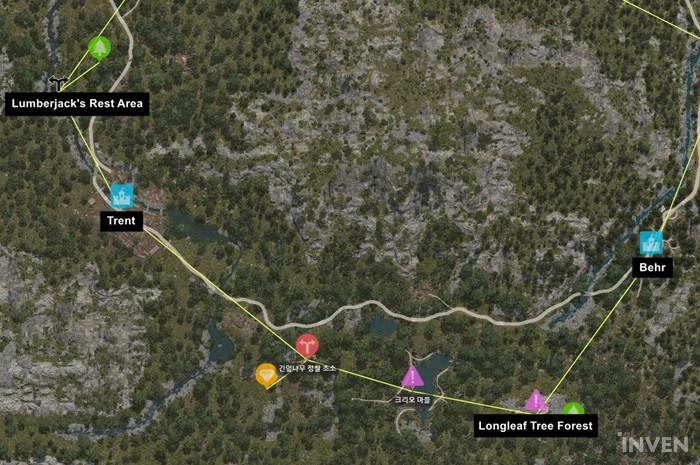 Black Desert Online: Black Nodes Online: farming Silver with timber