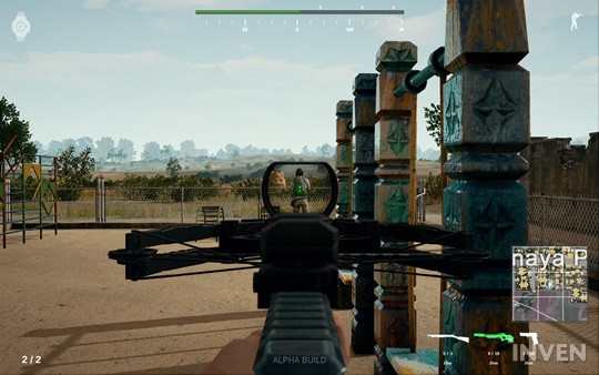 Playerunknowns Battlegrounds Game Play Still Full Hd: Original Battle Royal Experience: PlayerUnknown's
