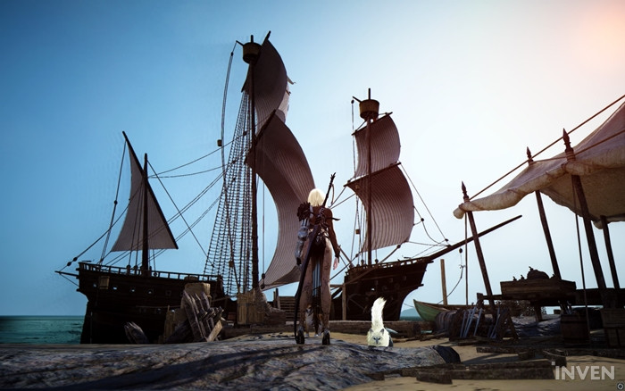 Black Desert Online: BDO Adventure: How to reach Port Ratt