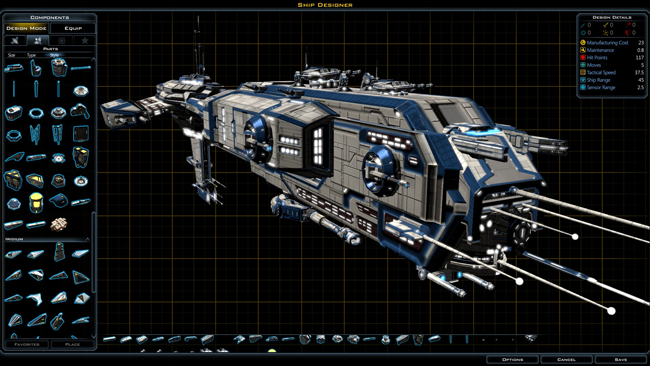Stardock Announces Galactic Civilizations III v2 0 Update