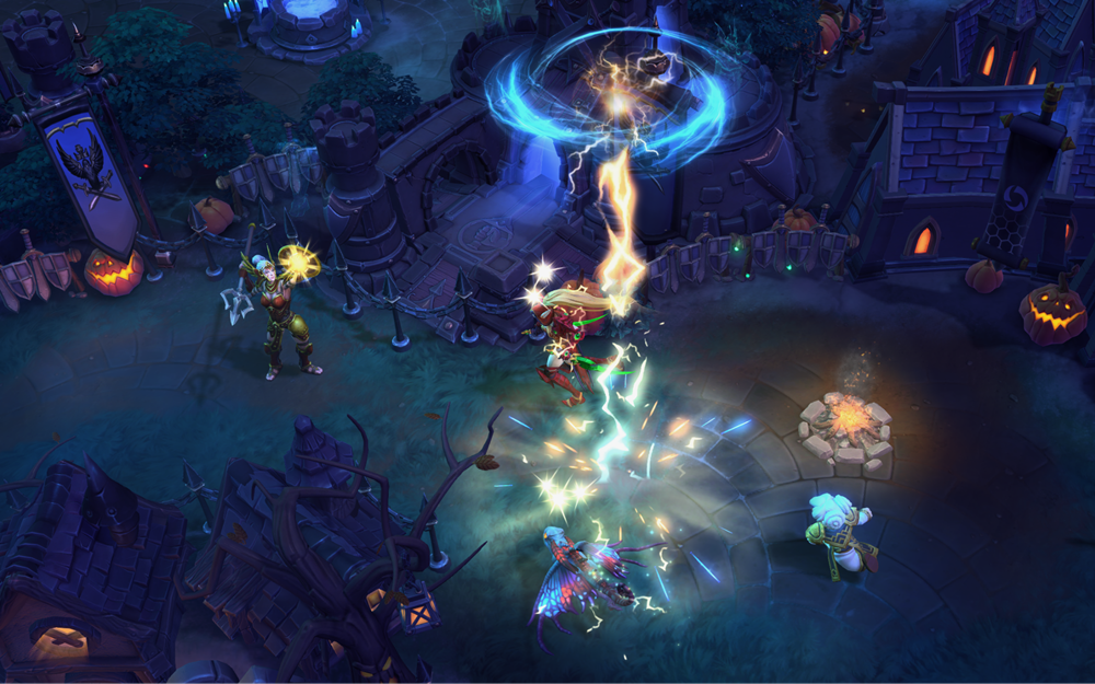 Cassia, the Diablo 2 Amazon is Heroes of the Storm's newest