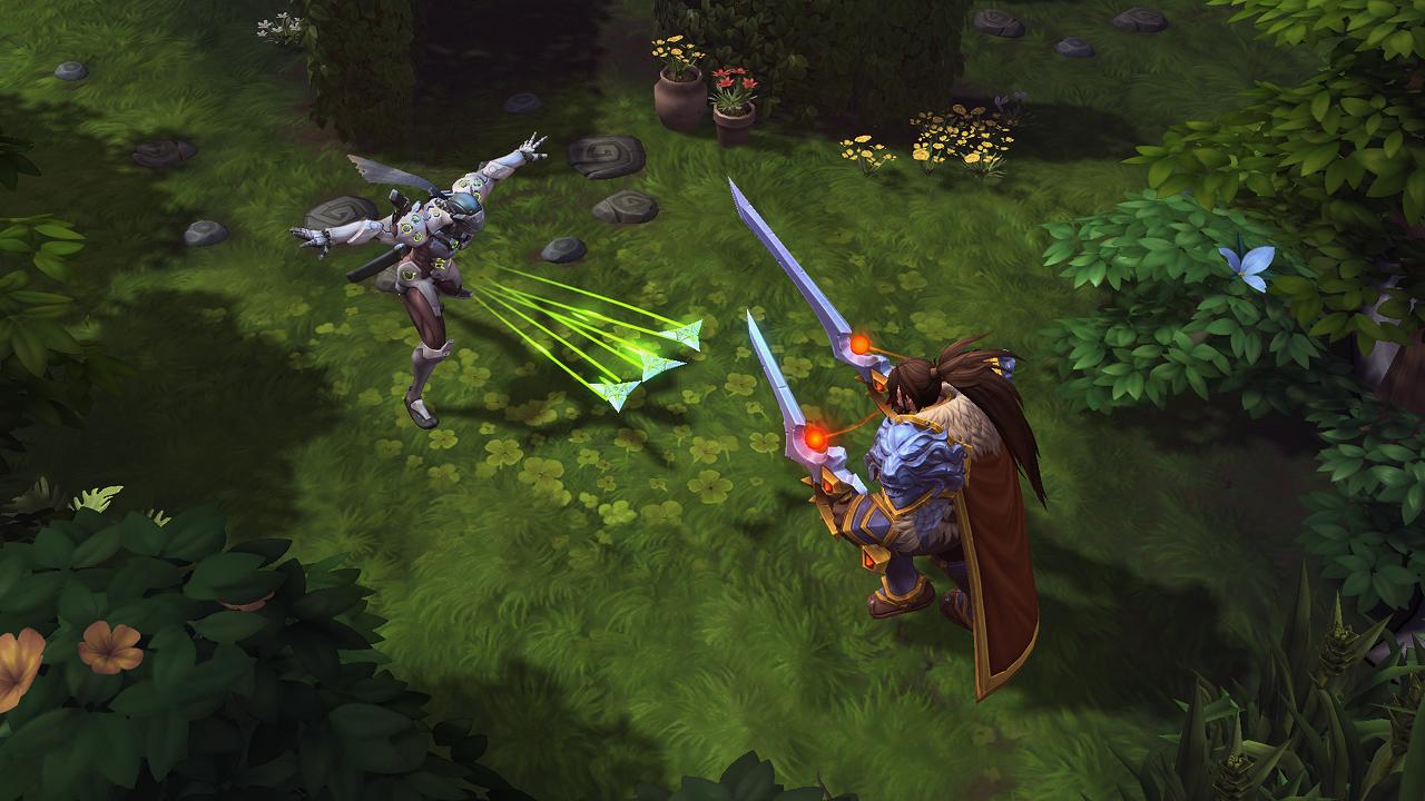 Heroes of the Storm: Genji slices his way into the Nexus ...
