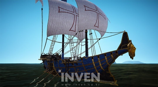 Black Desert Online: How to Build Epheria Sailboat, The Personal