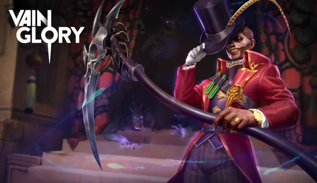 Pubg Hero By Gilbertgraphics: Vainglory Update 2.4 Now Live