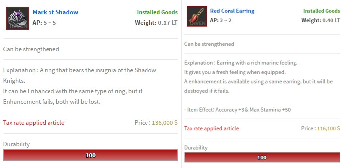 coral earrings bdo black desert bdo guide the way to become a true 2079