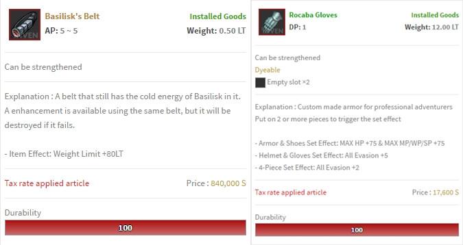 Black Desert Online: BDO Guide: The summary of rich grinding