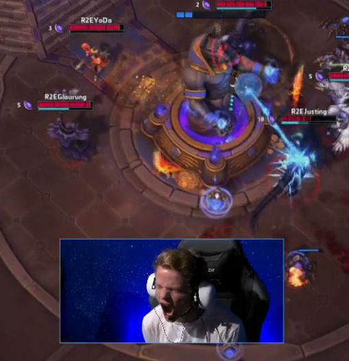 Heroes of the Storm: Roll20 delivers shocking 0 death upset