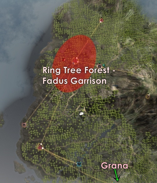 Forest Ronaros Ring Bdo