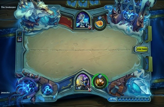 Dev Talk On Hearthstone Knights Of The Frozen Throne We Wanted To Make The Heroes Look Evil Inven Global