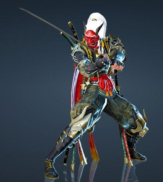 New Costumes for Ninja, Dark Knight, and Striker in Black Desert Online KR! - Inven Global