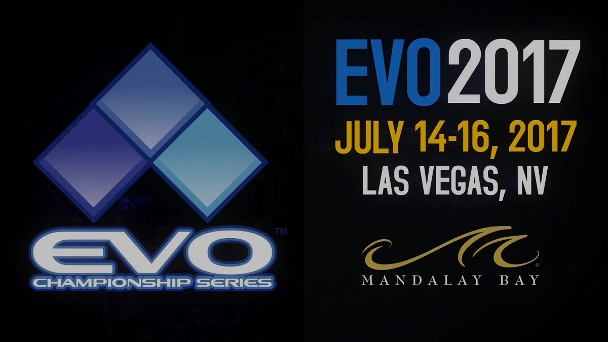 Evo 2017 Logo >> Evo 2017 The Largest Fighting Game Tournament In The Word Is