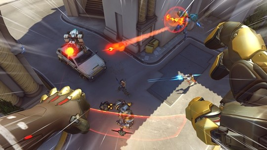 Buffs to Reinhardt and Zarya! Overwatch patch 1 13 brought about in