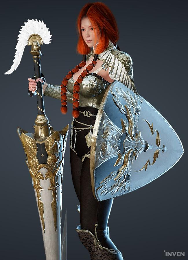 Black Desert Online: New Costumes for the Ranger and Valkyrie in BDO