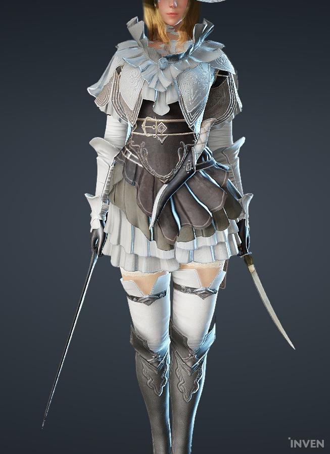 Black Desert Online: New Costumes for the Ranger and
