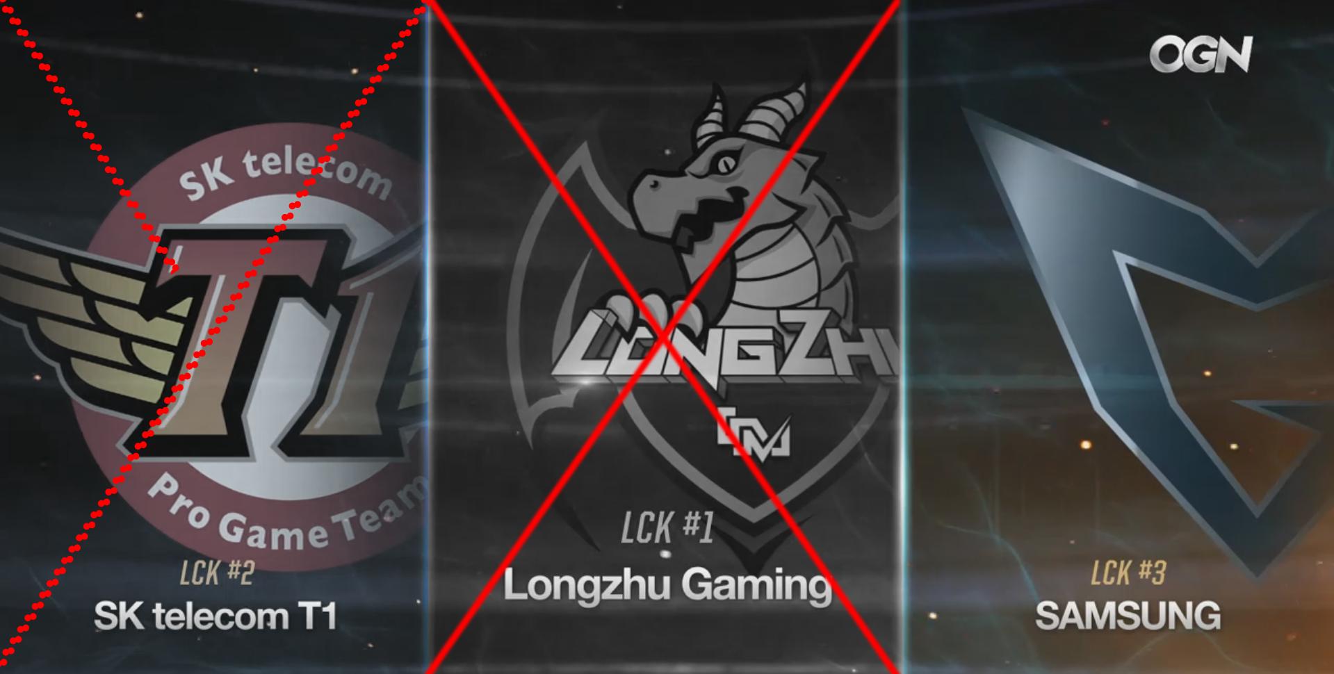 League of Legends: [KR Reactions] SKT vs Misfits :