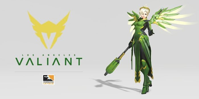 Overwatch Immortals Introduces The Los Angeles Valiant And Official Team Skin Inven Global