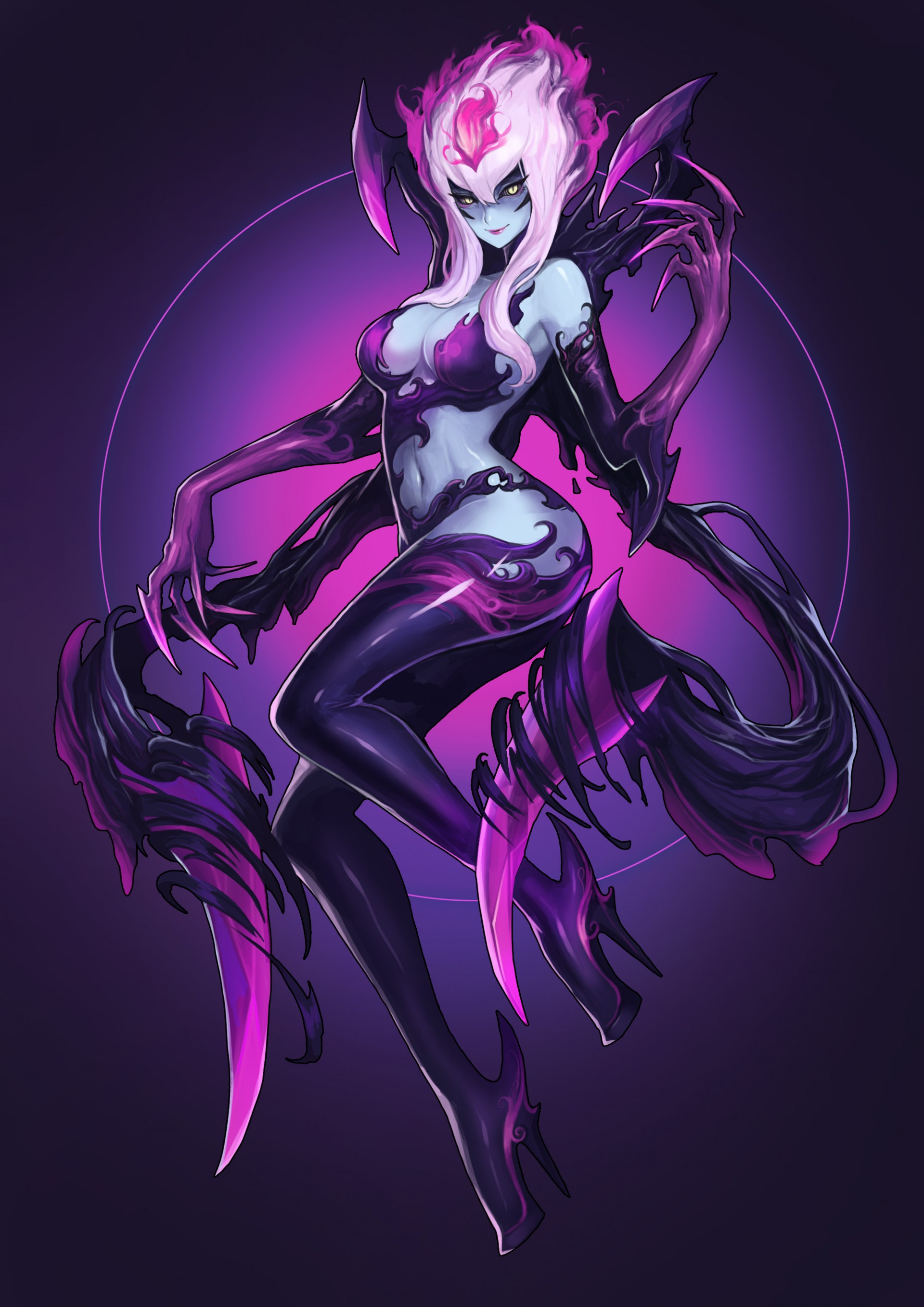 Evelynn League Of Legends Cosplay