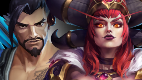 Heroes Of The Storm Hands On Game Play Review Alexstrasza Is Obviously Powerful But Hanzo Is Difficult To Master Inven Global Alexstrasza receives 40% more healing from abundance and 100% more healing from regeneration globes. heroes of the storm hands on game play
