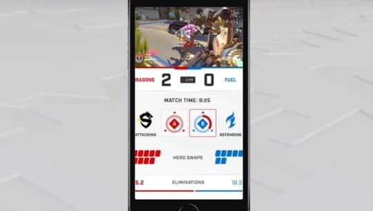 Risultati immagini per overwatch league app