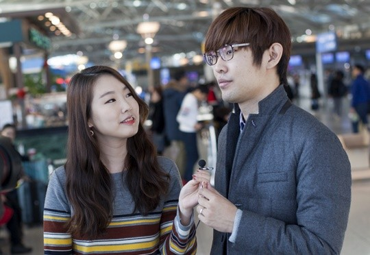 "There was a familiar face among the people leaving for LoL All-Stars. It  was Kang ""Ambition"" Chan-yong, who is the jungler of the All-Star team, ..."