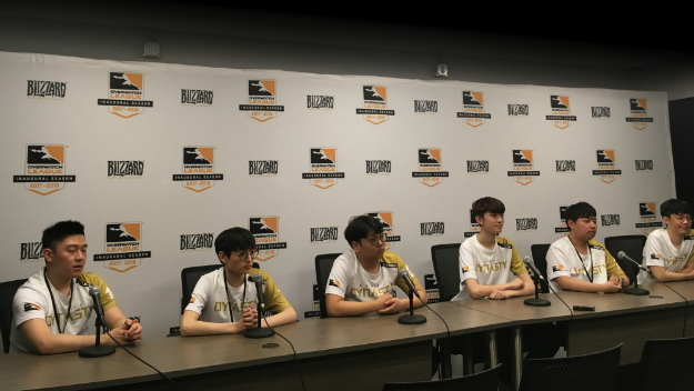 """Interview Microsoft About Pubg Directx 12 Core Monsters: [Overwatch League] Q&A With Seoul Dynasty: """"We Want To"""