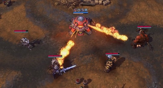 Heroes Of The Storm A Proficient Pyromanic Veteran Firebat Blaze Hero Spotlight Released Inven Global Within these pages, you will find. hero spotlight released