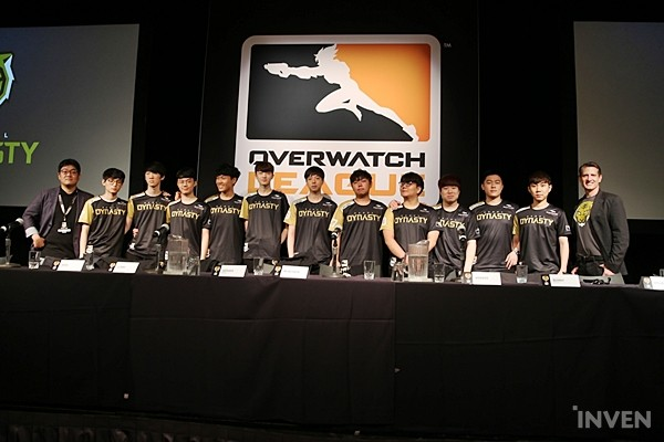 Overwatch League-Themed Skins Are Now Available in Overwatch for Every Hero