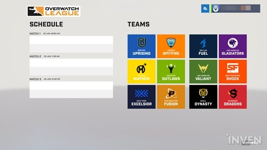 Twitch Becomes Worldwide Streaming Provider For Overwatch League Matches
