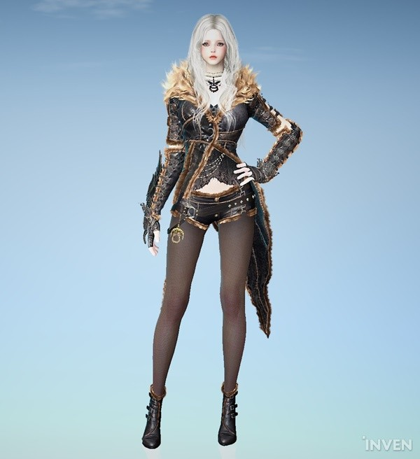 Black Desert Online: New Eckett Costume pieces added to BDO