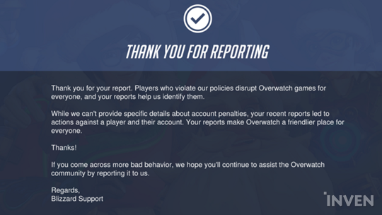 Blizzard Is Actively Seeking out Toxic Overwatch Players Through Social Media