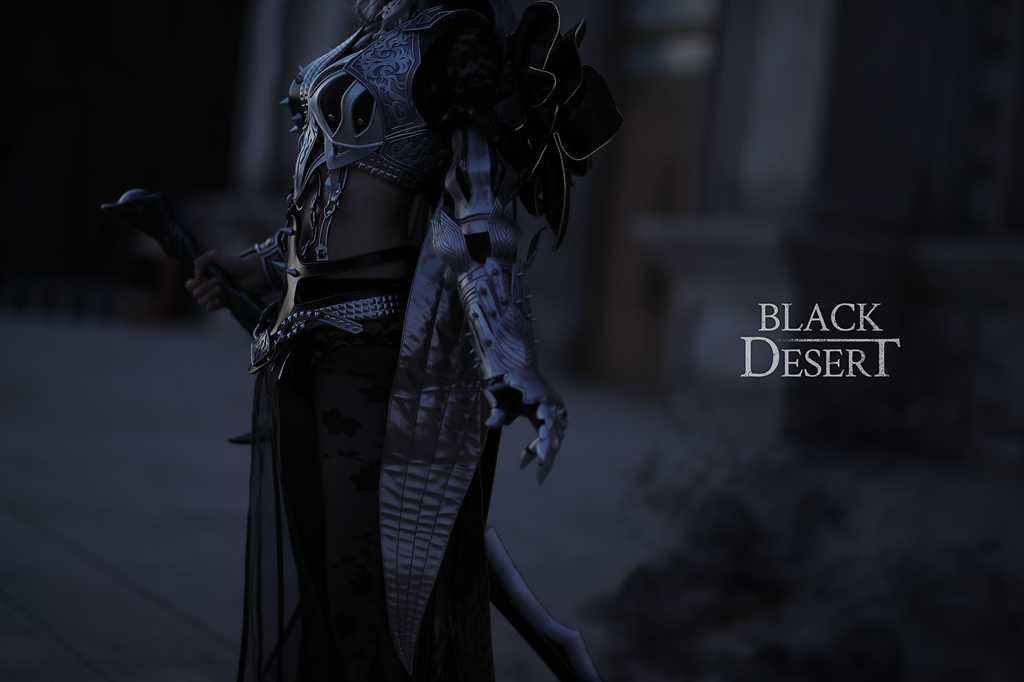 Black Desert Online Dark Knight Cosplay Zerin Inven Global