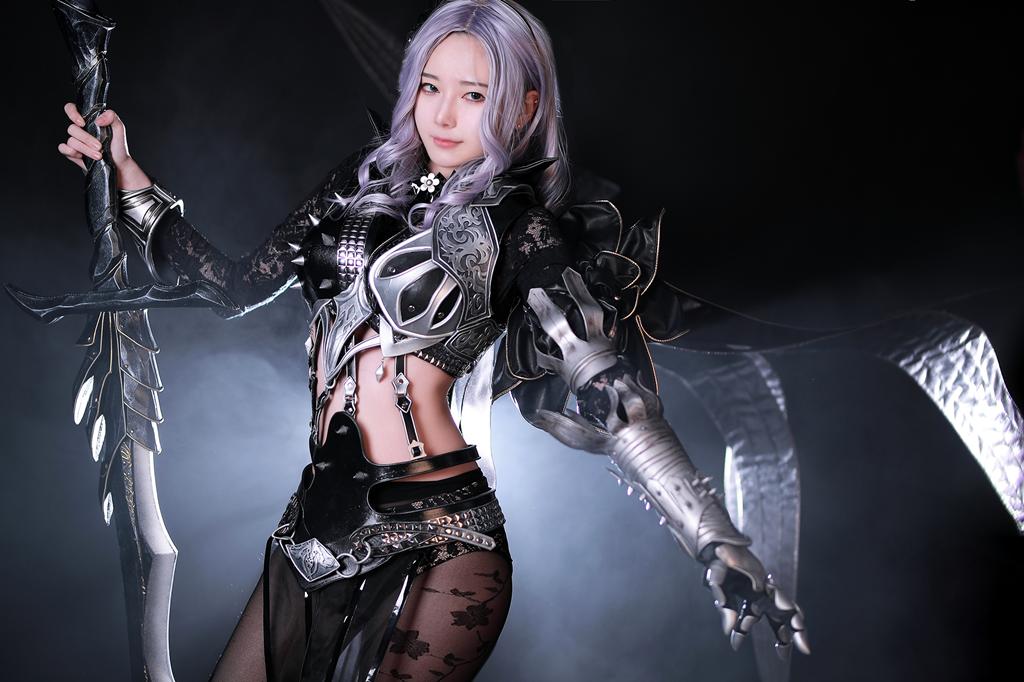 black desert online dark knight cosplay zerin inven global