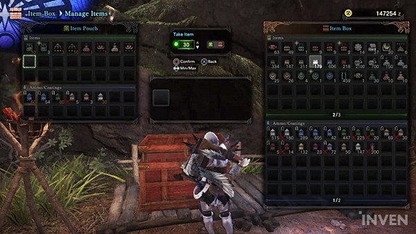 Slicing ammo nerfed and decoration copy bug fixed monster for Decoration list mhw