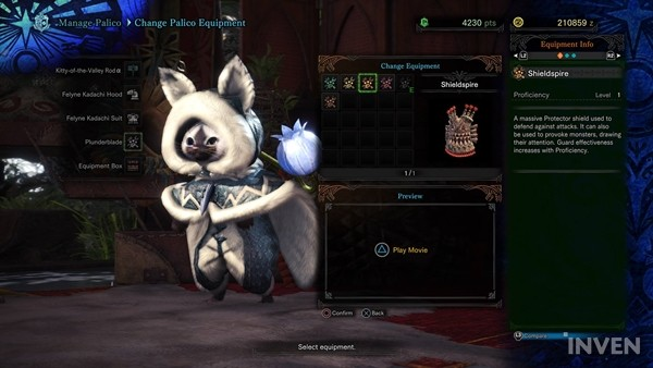 Monster Hunter World Get More Gear For Your Palico Summary Of The
