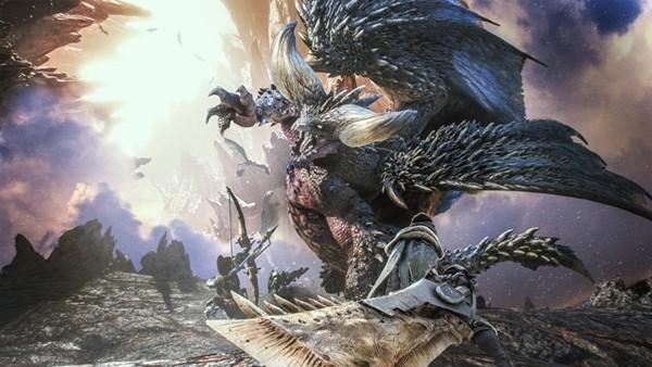 Nergigante slain in 57 seconds - Monster Hunter: World Time