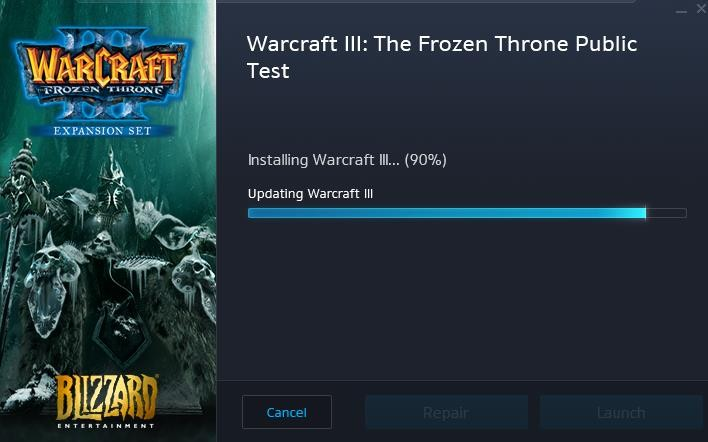 Blizzard announces Warcraft III invitational, final patch for Windows XP