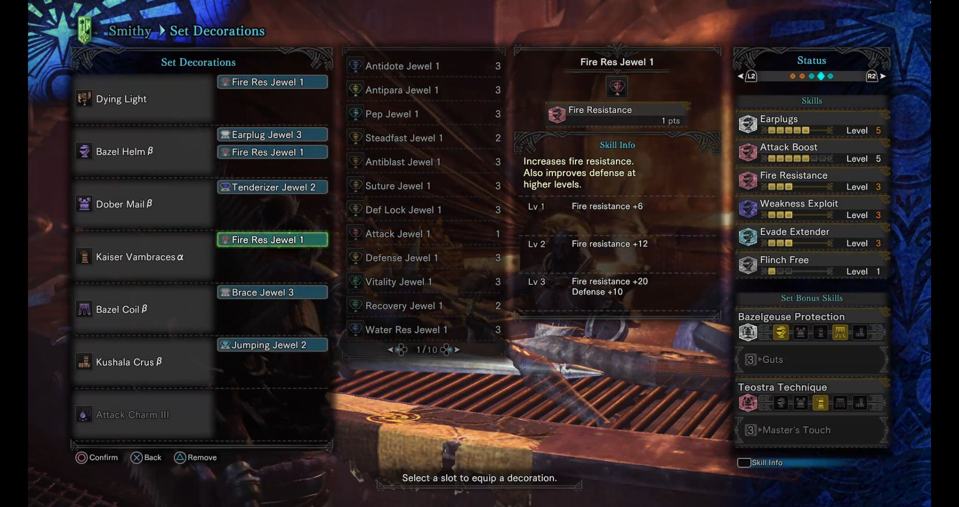 Mhw Switch Axe Settings With Dying Light And Axe Of Demons