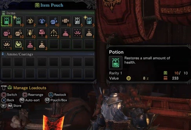 MH:W] What you should avoid doing when party farming in