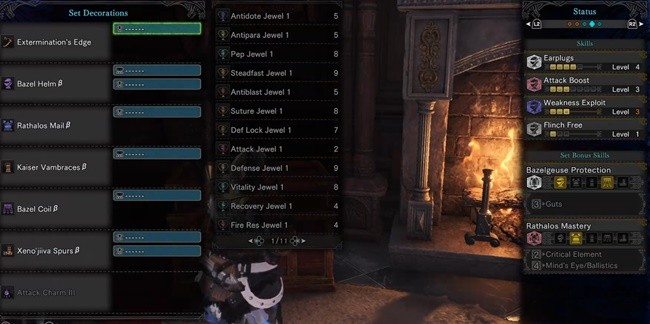Monster Hunter World: MHW: Early and End-Game Builds For Greatswords