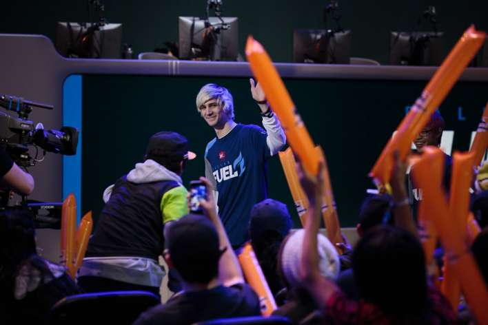 Overwatch League's xQc Released From Dallas Fuel Following Suspension