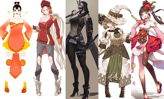 Black Desert Online: Gothic Dress or Royal Armor? 127
