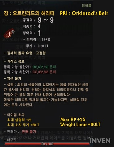 Black Desert Online: KR Players' Comments on the New Grind
