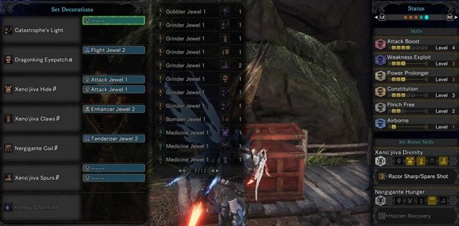 Monster Hunter World: MHW: Early and End-Game Builds For
