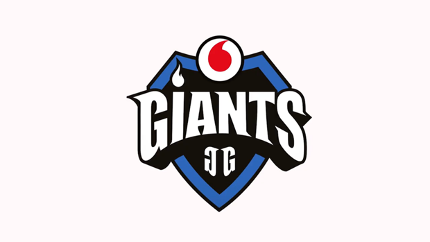 """Giants Gaming renames as Vodafone Giants: """"It is a pride to"""