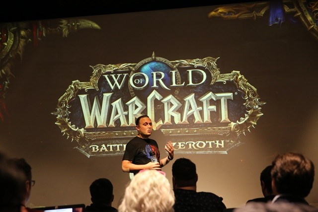 Battle For Azeroth Release Date Announced