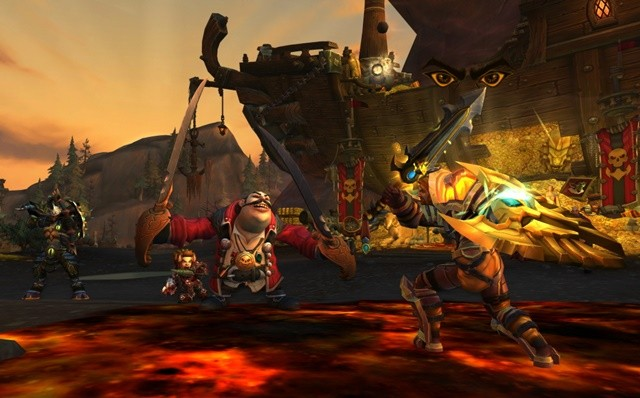Battle For Azeroth's Island Expeditions